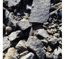 Lomový kámen 0-32 mm štěrkodrť