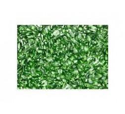 Skleněné kameny zelená