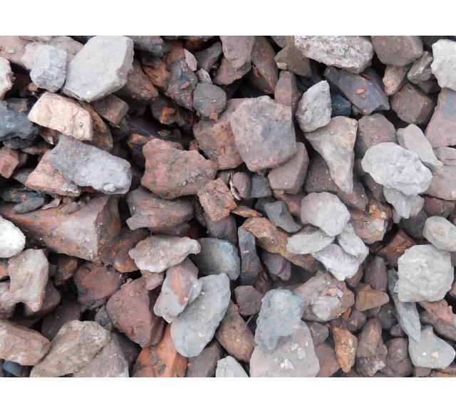 Červené pálené kamenivo 16-32 mm