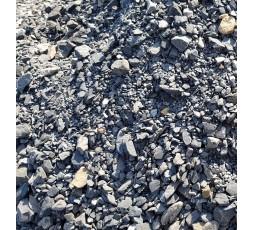 0-32 mm Třízený praný haldový kámen