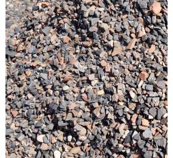 8-16 mm Třízený praný haldový kámen
