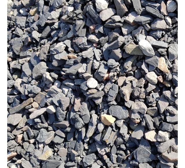 8-20 mm Třízený praný haldový kámen