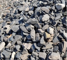 16-32 mm Třízený praný haldový kámen