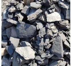 20-63 mm Třízený praný haldový kámen