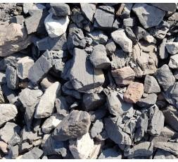 32-63mm Třízený praný haldový kámen