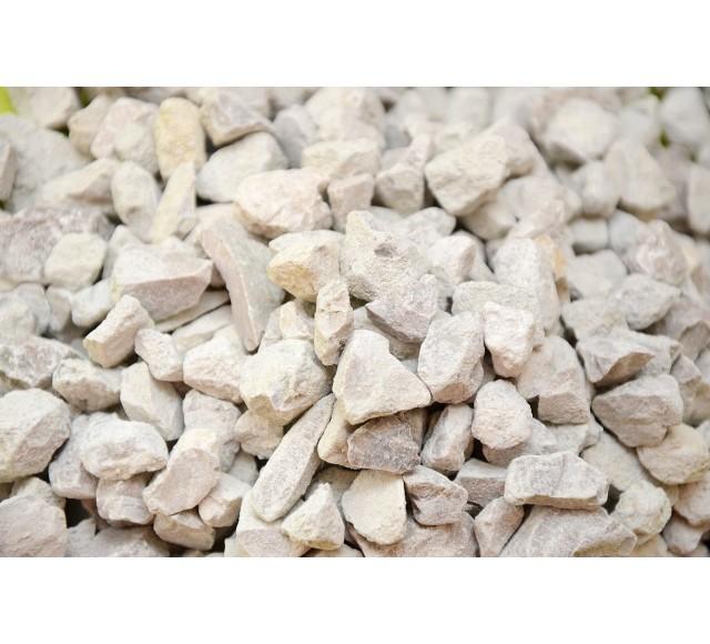 8-16 mm lomový kámen - vápenec