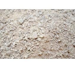 0-4 mm lomový kámen  - vápenec