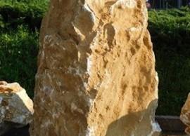 Žulové solitérní kameny