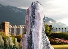 Přírodní kamenné obelisky