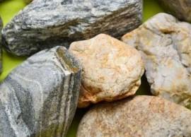 Kačírek, valouny kamenná kůra a zahradní kámen
